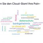 Bilder Cloud-Slam Pt. 1